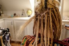 To start dreadlocks is a beginning of a journey, you take a step into a totally new world that can be scary. Your dreadlocks will evolve over time and there will be moments that you are so in love with your dreads that you are going to burst and moments that you are going to hate your dreadlocks. You just have to have faith in the journey of wearing dreadlocks!