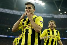 Gundogan not re-signing with Borussia