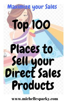 Top 100 Places or ideas on where to market and sell your Direct Sales Products. Direct Sales Recruiting, Direct Sales Companies, Direct Sales Tips, Direct Marketing, Sales And Marketing, Business Marketing, Party Plan, Direct Selling Business, Calamari