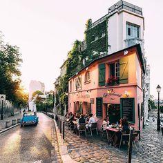 WEBSTA @ beautifuldestinations - Cute cafés ☕️ (📷: @wonguy974)