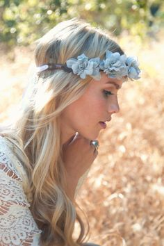 Claire Holt Flower Child