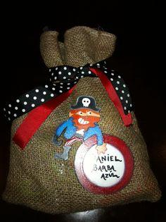 Fiesta piratas para bebe de 1 año