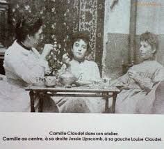 Camille Claudel, Auguste Rodin, Gravure Photo, Sculpture Art, Sculptures, French Sculptor, Brothers In Arms, Photo Portrait, Art Model