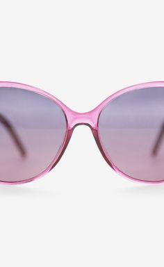 Lacoste Pink Sunglasses | VAUNTE
