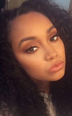 Ooh. Little Mix's Leigh-Anne Pinnock has gone BLONDE (and it looks ah-mazing)...