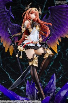 Dark Angel Olivia (Rage of Bahamut) http://www.amiami.com/top/detail/detail?scode=FIGURE-002749-S001&rank=