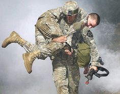 wikiHow to Do a Fireman's Carry -- via wikiHow.com In case of zombie apocalypse as well....
