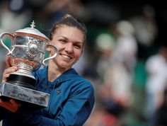 Roland Garros: Simona Halep dominates Sloane Stephens and wins his first Grand Slam! French Open, Wimbledon, Sloane Stephens, Tennis Association, Simona Halep, Tennis World, Glam Slam, Tennis Stars, Maria Sharapova