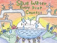 Poster on water conservation by Nayak Miti Bhadreshkumar ...