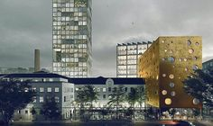 Render by @tegmark ・・・ Landbrukskvartalet | TRANSBORDER | Oslo | Norway | 2016  #tegmark #works #allpossiblerealities #architecture #archdaily #3d #render #3dsmax #cg #cgi #modeling #photoshop #render_contest #renderbox #archfolios #cgartistlab #archilovers #archviz #collage #housing #illustration #artworks #design #vray #vr #virtualreal #instarender