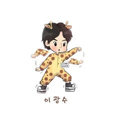 Running Man Cast, Running Man Korean, Lee Kwangsoo, Running Man Members, Kwang Soo, Framed Wallpaper, E Dawn, Kawaii Stickers, Cute Korean
