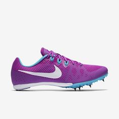 Nike Zoom Rival M 8 Women s Track Spike Running Sneakers 04b4dae0d