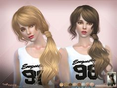 The Sims Resource: OS0223 hair by Wings  - Sims 4 Hairs - http://sims4hairs.com/the-sims-resource-os0223-hair-by-wings/