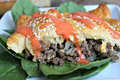 Big Mac Attack - Weight Watchers friendly casserole