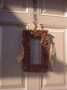 El gancho de la puerta para gindar las corona de nav