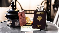 Les #préparatifs administratifs pour un (long) voyage!