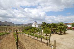 """""""Adobe Guadalupe"""" Valle de Guadalupe, Baja California, Mexico"""