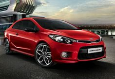 Presenting the new Kia Cerato Koup, Kia's 2 door coupe designed for a formidable on-road presence and to fulfill your desire of a thrilling drive. Kia Motors, Sedans, Cars, Vehicles, Model, Limo, Autos, Scale Model