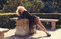 Vogue Japan September 2012 via Oraclefox