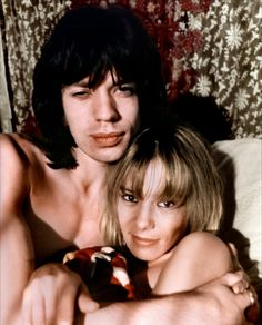 Anita Pallenberg, who famously dated Rolling Stones member Keith Richards and rumoured to have dated Mick Jagger, has died at the age of RICHARD KAY looks back on her life. Keith Richards, Mick Jagger, Anita Pallenberg, Rolling Stones, Hippie Man, Boho Hippie, It's All Happening, Moves Like Jagger, Marianne Faithfull