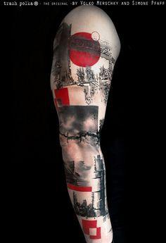 Tattoo Gallery   TrashPolka Tattoos by Volko Merschky & Simone Pfaff