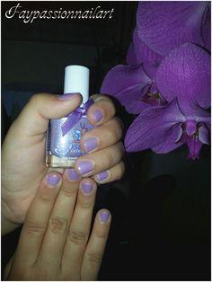Essai du vernis Purple Comet de Snails