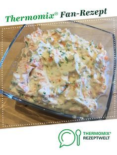 schneller Frischkäseaufstrich von SaPa86. Ein Thermomix ® Rezept aus der Kategorie Saucen/Dips/Brotaufstriche auf www.rezeptwelt.de, der Thermomix ® Community.