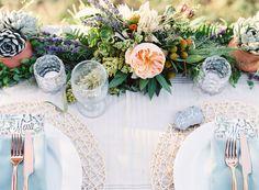 San Diego Botanical Wedding