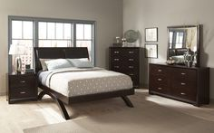 unique platform beds: lovable exotic king platform bed with dark leather headboard unique wooden legs thick mattress wooden cabonet and bay window