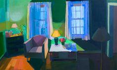 Living Room Specter by Jennifer OConnell