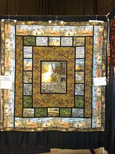 1000 Images About Quilts Panels On Pinterest Panel