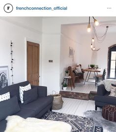 Beautiful home design by French connection