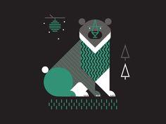 Bear by Luke Bott
