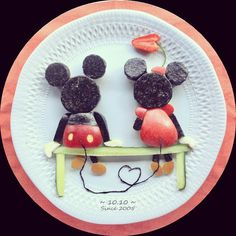 Mickey & Minnie frui
