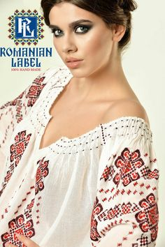 Folk Embroidery, Embroidered Blouse, Linen Fabric, Adele, Fashion Accessories, Bell Sleeve Top, Costume, Stitch, My Style