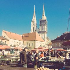 Thank you Zagreb! Zagreb Croatia, Barcelona Cathedral, Building, Travel, Viajes, Buildings, Destinations, Traveling, Trips