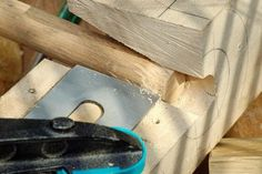 Rounding Plane / Dowel Maker attempt #2: The blade - by llwynog @ LumberJocks.com ~ woodworking community