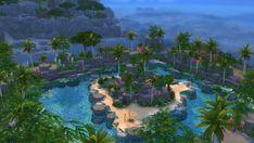 Die Sims 4 Island Challenge