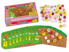 Flowers Counting Box at Lakeshore Learning