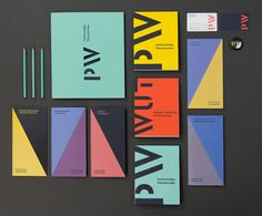 Brand New: New Logo and Identity for Politechnika Warszawska by Podpunkt