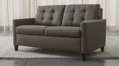 This couch is beautiful (how about sleeping/sitting comfort?)