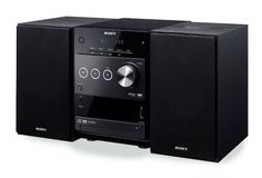 NEW SONY CMT-DX400A 50W CD-R/RW DVD AUX AUDIO CDPlayer Recorders Component