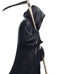 Horror Costume  Death comes to the party in person. With this Grim Reaper  costume no scary wishes re cbee20e5032c0