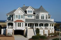 The Blue Lady: Pine Island, Corolla Oceanfront... - HomeAway Crown Point