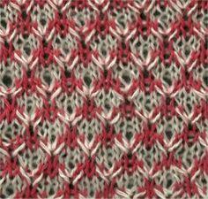 Thorn - Knittingfool Stitch Detail