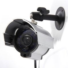 ATC CCTV 420 TVL Outdoor Sony CCD Sensor 65ft IR Night Vision Weatherproof Metal Housing Security Camera Home Security Video Surveillance Camera by Atc. $32.99