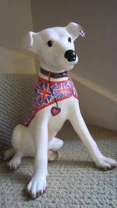 I want this!!! Emma Bridgewater Studio Special Union Jack Dog.