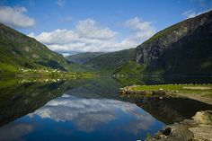 #Hardanger #fjord, #Norway