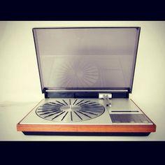 BANG & OLUFSEN Beogram 4002 turntable 1975-1979