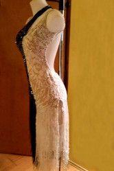 7e876e9b27 M560 Black and White Latin Dance Costume for sale - Dreamgown ...